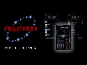 Neutron – Music Player