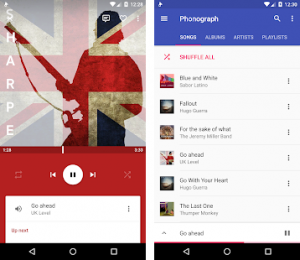 Phonograph – App Music Player