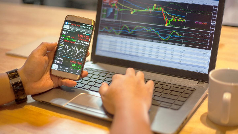 5 Aplikasi Trading Saham Online Terbaik